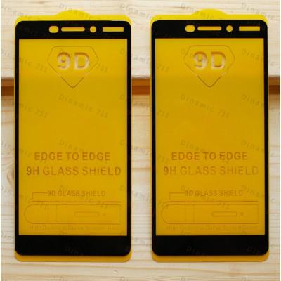 Оригинальное защитное стекло для смартфона Nokia 6.1 2018 (9D)