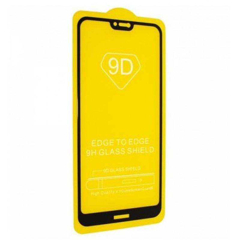Оригинальное защитное стекло для смартфона Nokia 6.1 Plus 2018 (9D)