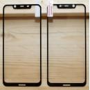 Оригинальное защитное стекло для смартфона Nokia 8.1 2019 (3D)