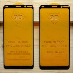 Оригинальное защитное стекло для смартфона Nokia 9 PureView 2019 (9D)