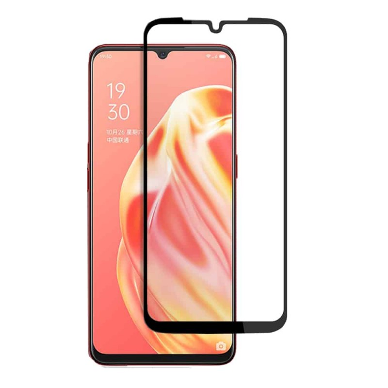 Оригинальное защитное стекло для смартфона Oppo A91 2020 (20D)