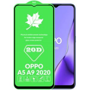 Оригинальное защитное стекло для смартфона Oppo A9 2020 (20D)
