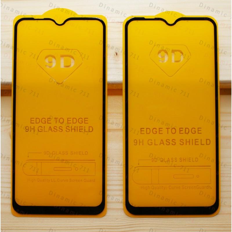 Оригинальное защитное стекло для смартфона Samsung Galaxy A10 2019 (9D)