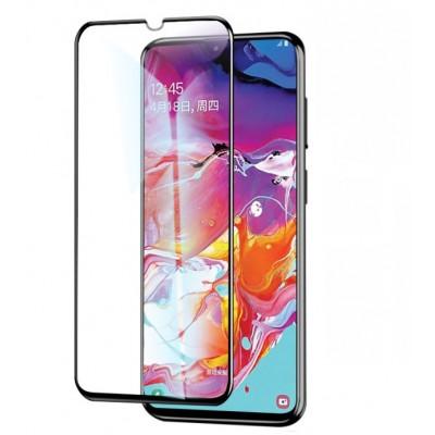 Оригинальное защитное стекло для смартфона Samsung Galaxy A71 2020 (20D)