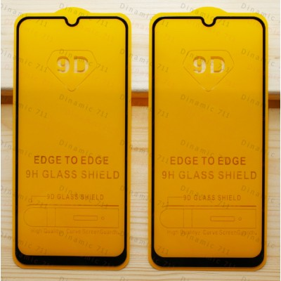 Оригинальное защитное стекло для смартфона Samsung Galaxy A30 2019 (9D)