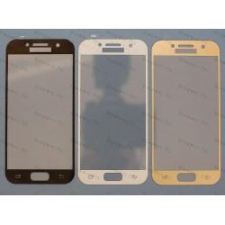 Оригинальное бронированное закаленное стекло Samsung Galaxy A3 2017 с олеофобным покрытием