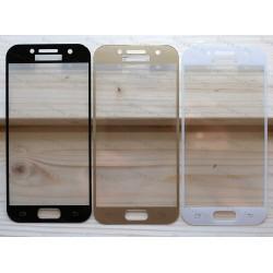 Оригинальное защитное стекло для смартфона Samsung Galaxy A3 2017