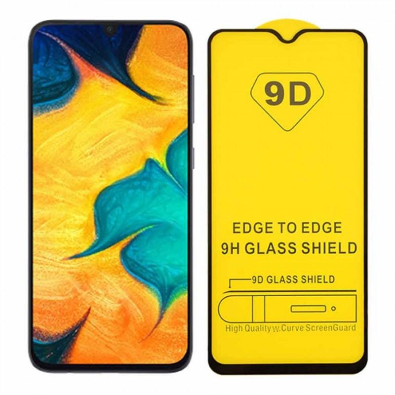 Оригинальное защитное стекло для смартфона Samsung Galaxy A50 2019 (9D)