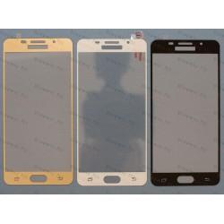Оригинальное бронированное закаленное стекло Samsung Galaxy A5 2016 с олеофобным покрытием