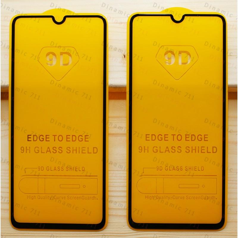 Оригинальное защитное стекло для смартфона Samsung Galaxy A70 2019 (9D)
