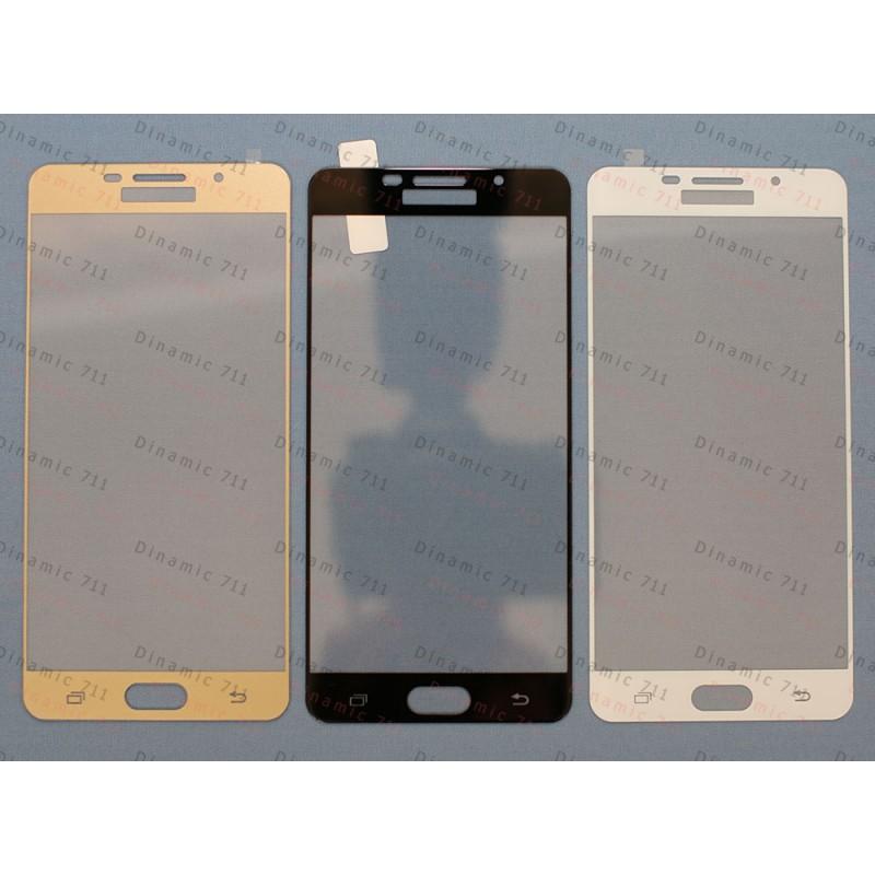 Оригинальное защитное стекло для смартфона Samsung Galaxy A7 2016