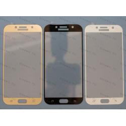 Оригинальное бронированное закаленное стекло Samsung Galaxy A7 2017 с олеофобным покрытием