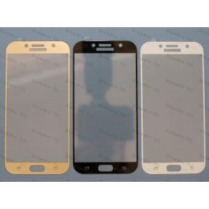 Оригинальное защитное стекло для смартфона Samsung Galaxy A7 2017