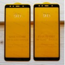 Оригинальное защитное стекло для смартфона Samsung Galaxy A7 A750 2018 (9D)