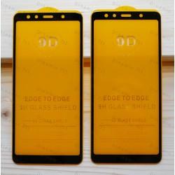 Оригинальное защитное стекло для смартфона Samsung Galaxy A7 A750 2018 9D