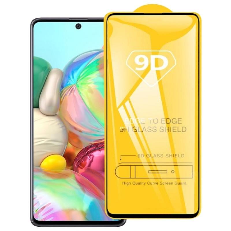 Оригинальное защитное стекло для смартфона Samsung Galaxy A80 2019 (9D)