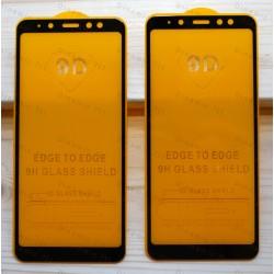 Оригинальное защитное стекло для смартфона Samsung Galaxy A8 Plus 2018 (9D)