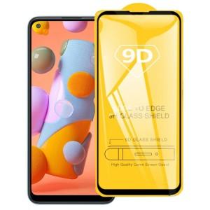 Оригинальное защитное стекло для смартфона Samsung Galaxy A8s 2019 (9D)
