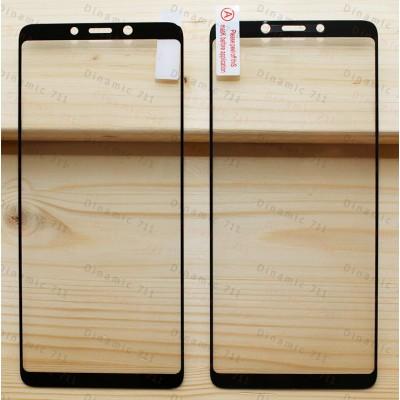 Оригинальное защитное стекло для смартфона Samsung Galaxy A9 2018 (3D)