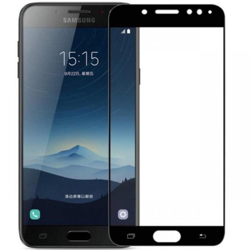 Оригинальное защитное стекло для смартфона Samsung Galaxy C8 C7100 (3D)