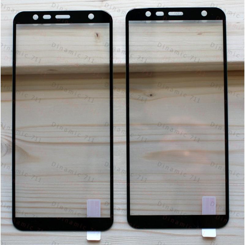 Оригинальное защитное стекло для смартфона Samsung Galaxy J4 Plus 2018