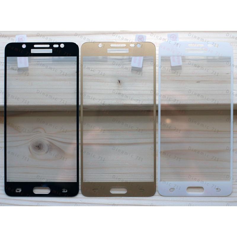 Оригинальное защитное стекло для смартфона Samsung Galaxy J5 2016