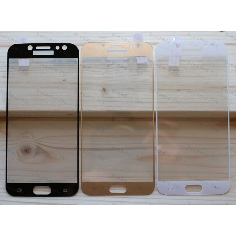 Оригинальное защитное стекло для смартфона Samsung Galaxy J7 2017