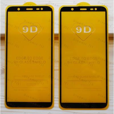 Оригинальное защитное стекло для смартфона Samsung Galaxy J8 2018 (9D)