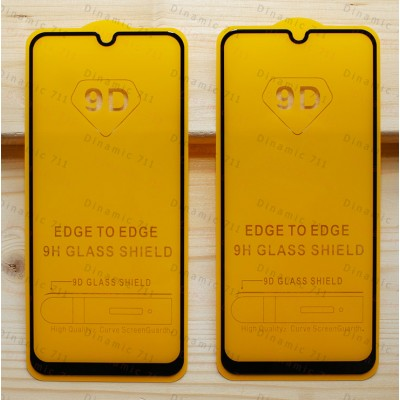 Оригинальное защитное стекло для смартфона Samsung Galaxy M30 2019 (9D)