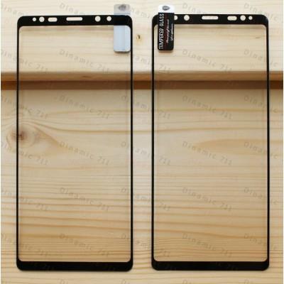 Оригинальное защитное стекло для смартфона Samsung Galaxy Note 8 2018