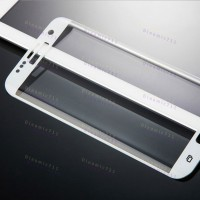 Оригинальное бронированное закаленное стекло Samsung Galaxy S7 с олеофобным покрытием - 3D
