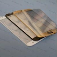 Оригинальное защитное стекло для смартфона Samsung S7 Edge