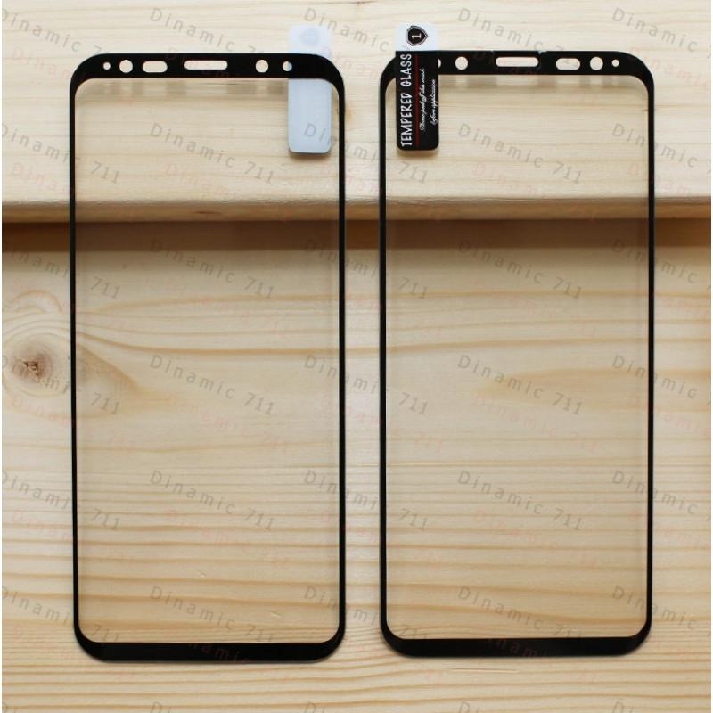 Оригинальное защитное стекло для смартфона Samsung S8 2017