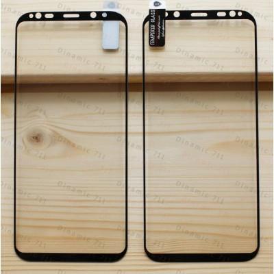 Оригинальное защитное стекло для смартфона Samsung Galaxy S8 Plus 2017