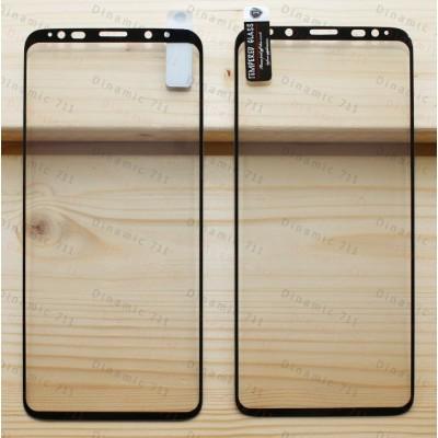 Оригинальное защитное стекло для смартфона Samsung Galaxy S9 Plus 2018