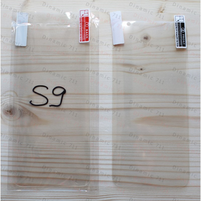 Оригинальное защитное стекло для смартфона Samsung S9 2018
