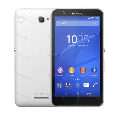 Оригинальное защитное стекло для смартфона Sony Xperia E4