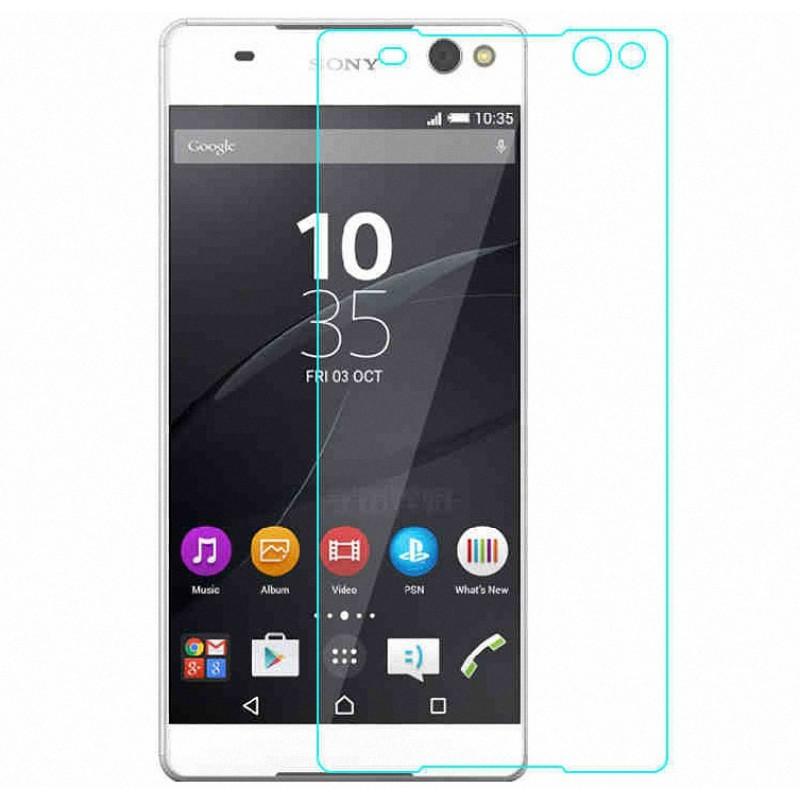 Оригинальное защитное стекло для смартфона Sony C5 Ultra