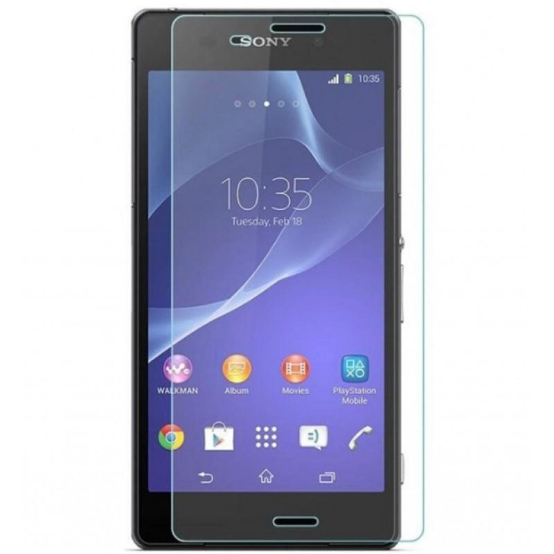 Оригинальное защитное стекло для смартфона Sony Xperia Z2