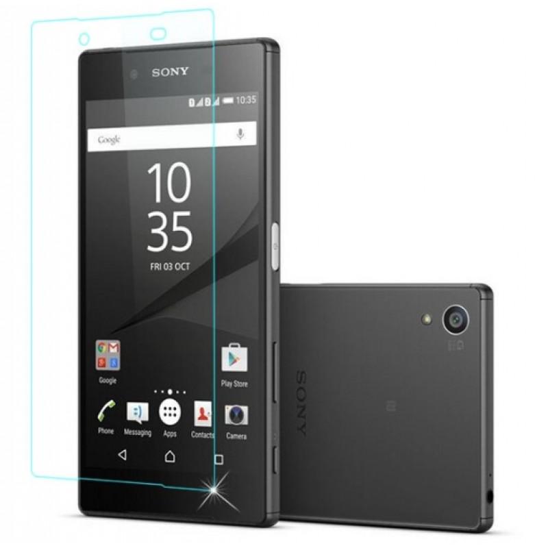 Оригинальное защитное стекло для смартфона Sony Z5 Compact Z5 mini