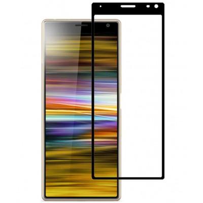 Оригинальное защитное стекло для смартфона Sony Xperia 10 Plus I4293 (3D)