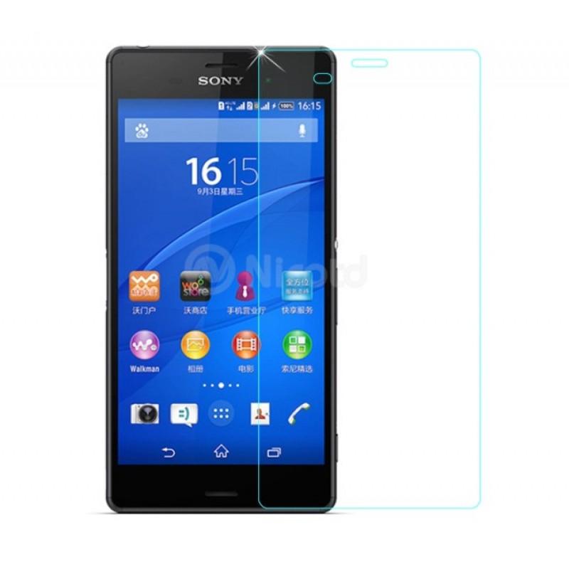 Оригинальное защитное стекло для смартфона Sony Xperia Z3 Compact Z3 mini