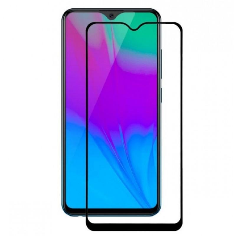 Оригинальное защитное стекло для смартфона Vivo Y30 (3D)