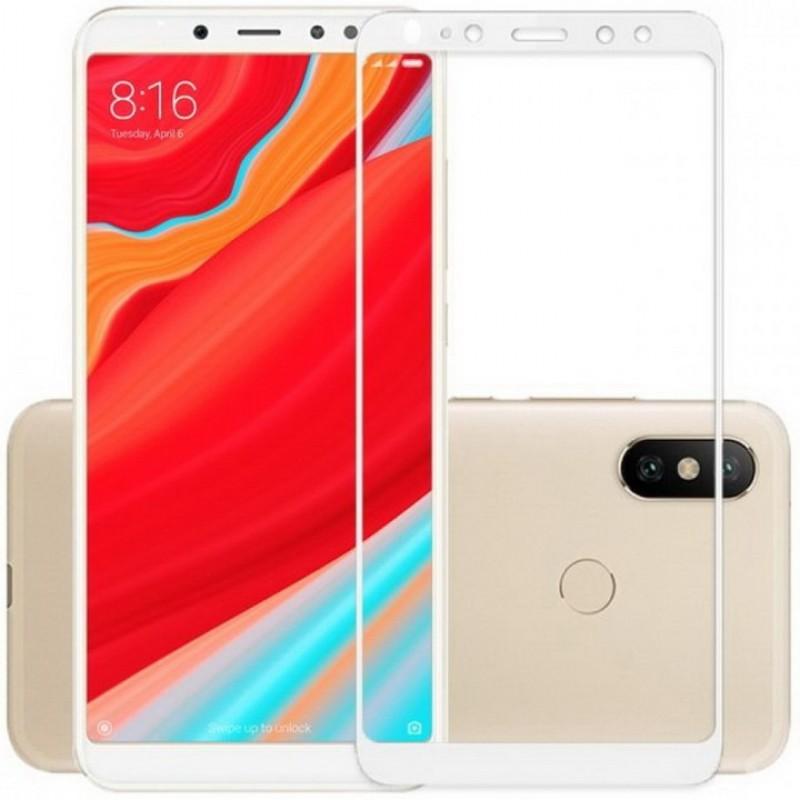 Оригинальное защитное стекло для смартфона Xiaomi Mi A2 (3D)
