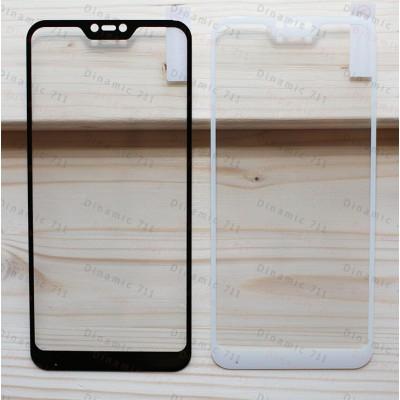 Оригинальное защитное стекло для смартфона Xiaomi Mi A2 Lite (3D)