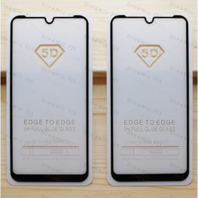 Оригинальное защитное стекло для смартфона Xiaomi Mi Play 2019 (5D)