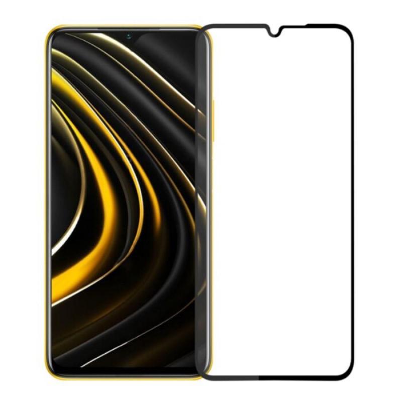 Оригинальное защитное стекло для смартфона Xiaomi Poco M3 (20D)