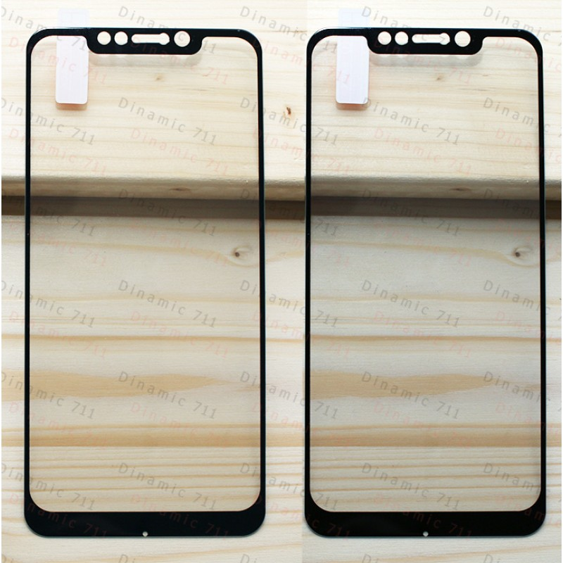 Оригинальное защитное стекло для смартфона Xiaomi Pocophone F1