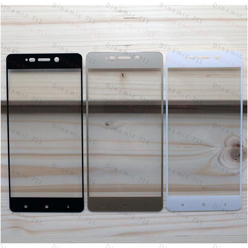Оригинальное защитное стекло для смартфона Xiaomi Redmi 4