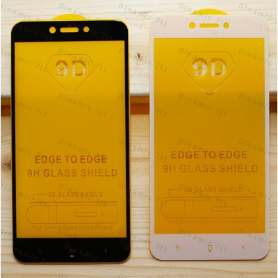 Оригинальное защитное стекло для смартфона Xiaomi Redmi 5A (9D)